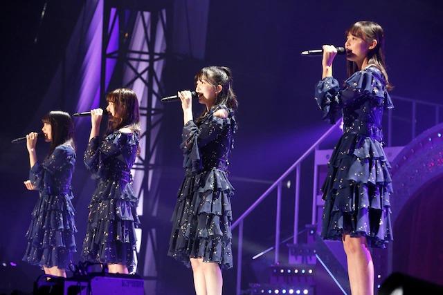 乃木坂46 3・4期生ライブ ユニット曲「私のために 誰かのために」