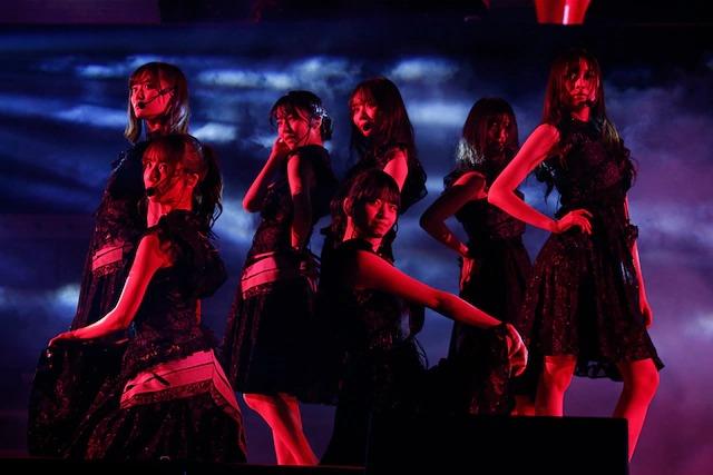 乃木坂46 3・4期生ライブ ユニット曲「欲望のリインカーネーション」