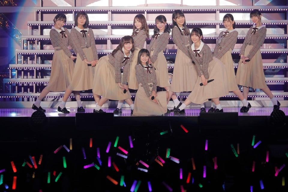 乃木坂46 3・4期生ライブ