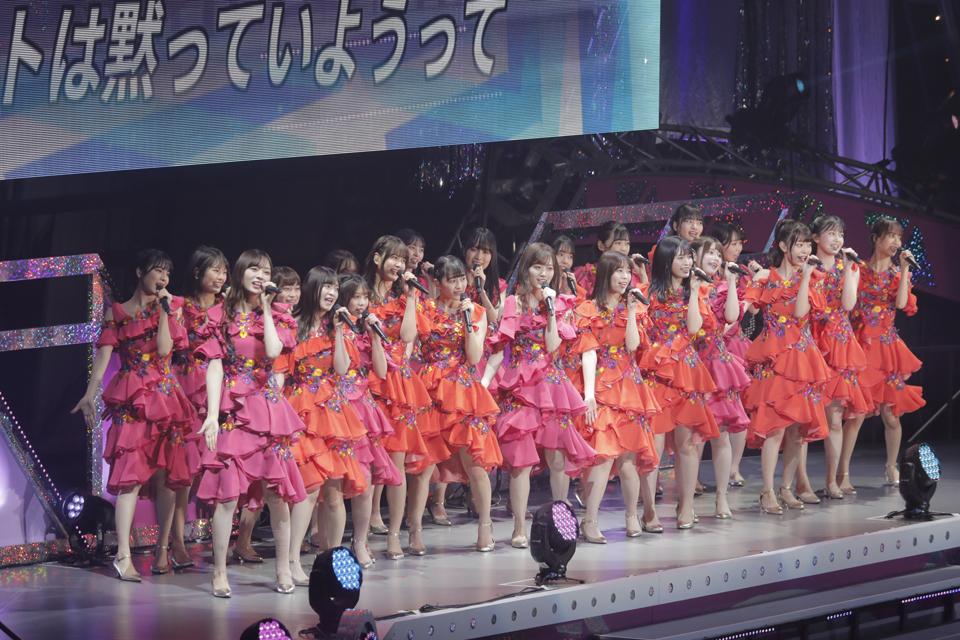 乃木坂46 3・4期生ライブ「おいでシャンプー」