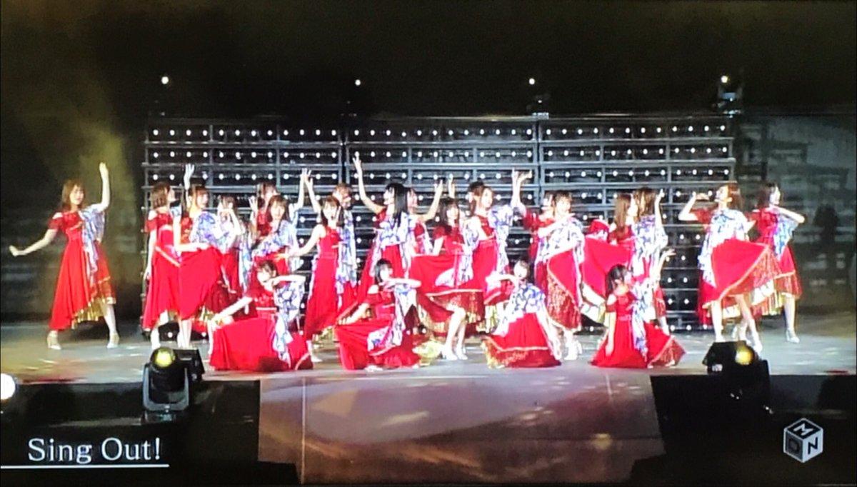 乃木坂46上海公演2019 Sing Out!