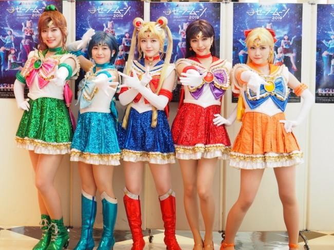 乃木坂46版ミュージカル「セーラームーン2019」