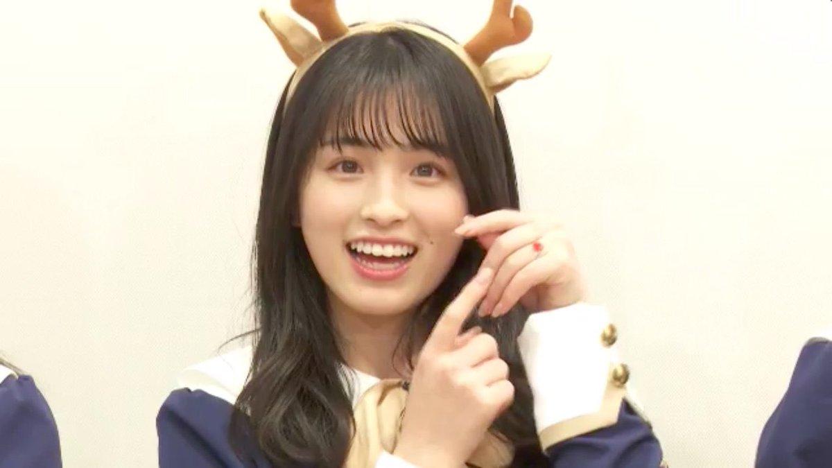 乃木坂46「猫舌SHOWROOM」3期生クリスマスSP 大園桃子