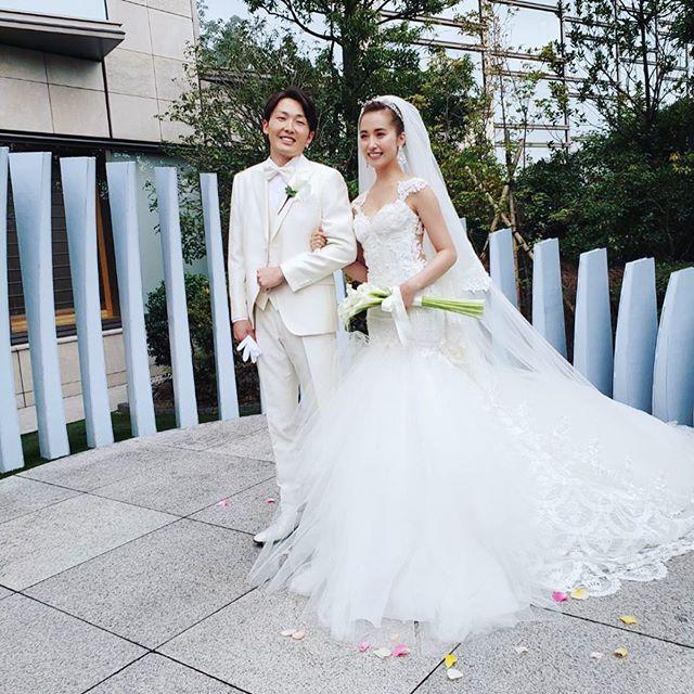 衛藤美彩 源田壮亮 結婚式