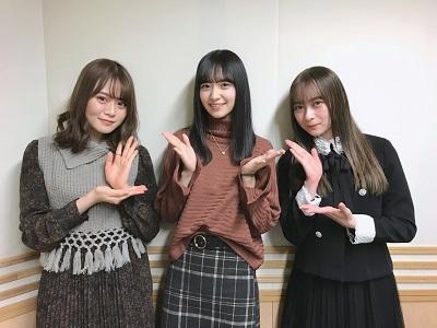 乃木坂46の「の」 山崎怜奈 金川紗耶 鈴木絢音