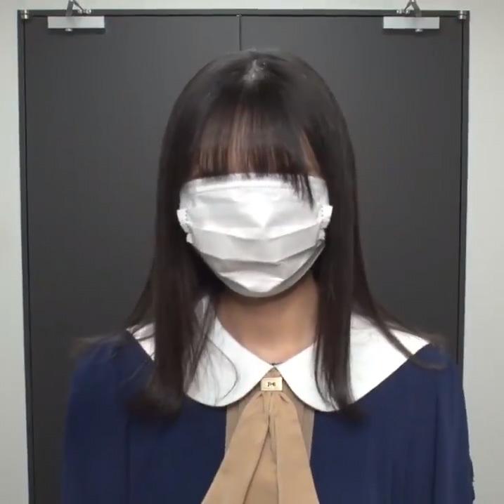 のぎおめ 遠藤さくら マスク芸