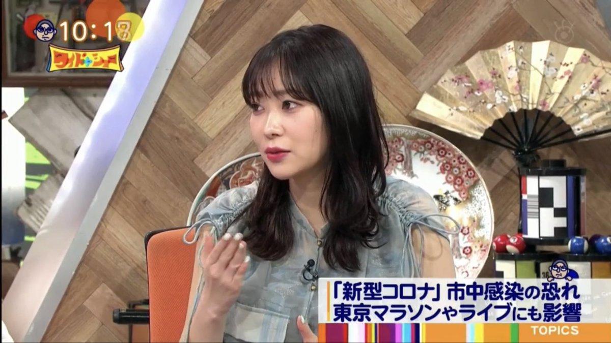 指原莉乃 ワイドナショー