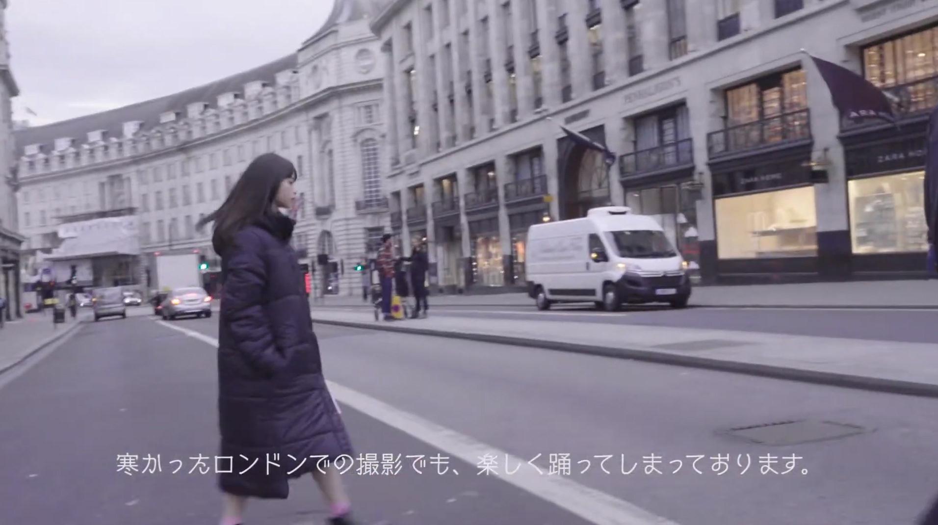 マジでロンドンで撮影してたんだな!乃木坂46×地銀カードローン「カラフル編2nd」が公開