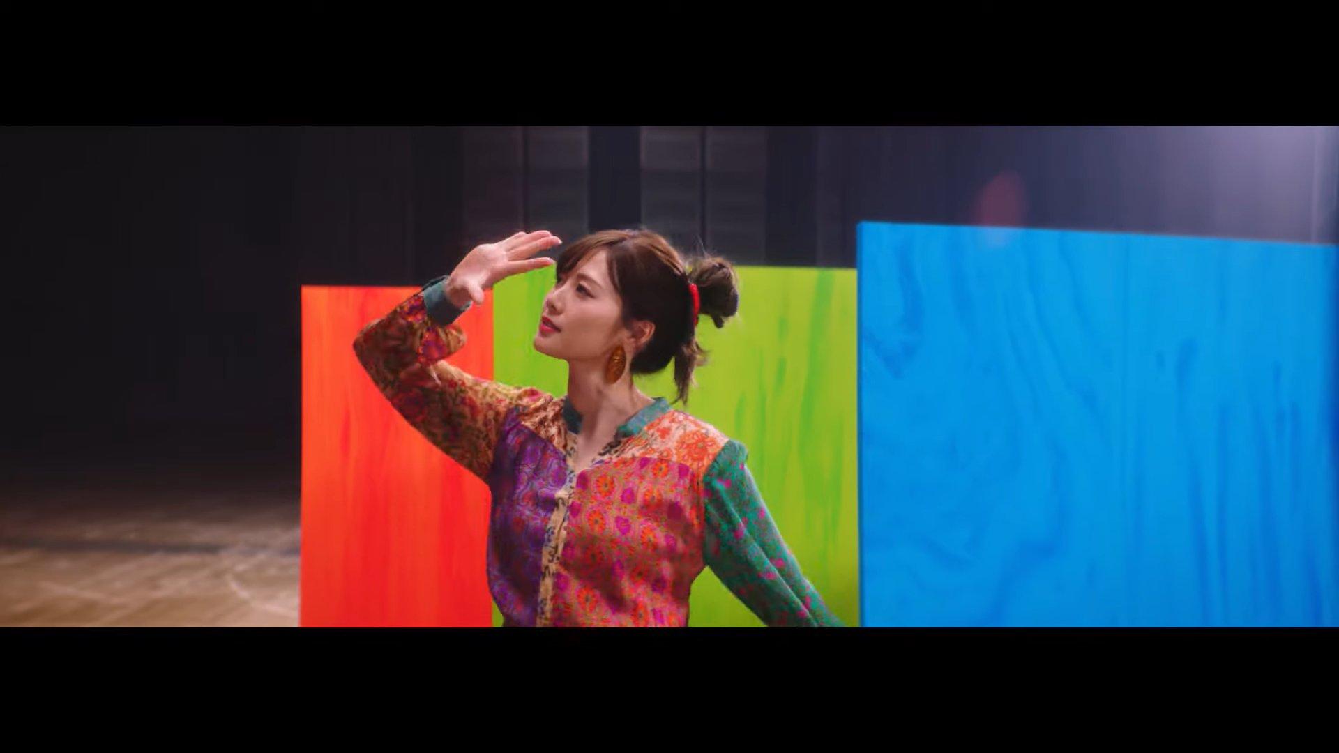 乃木坂46「しあわせの保護色」MV 御三家