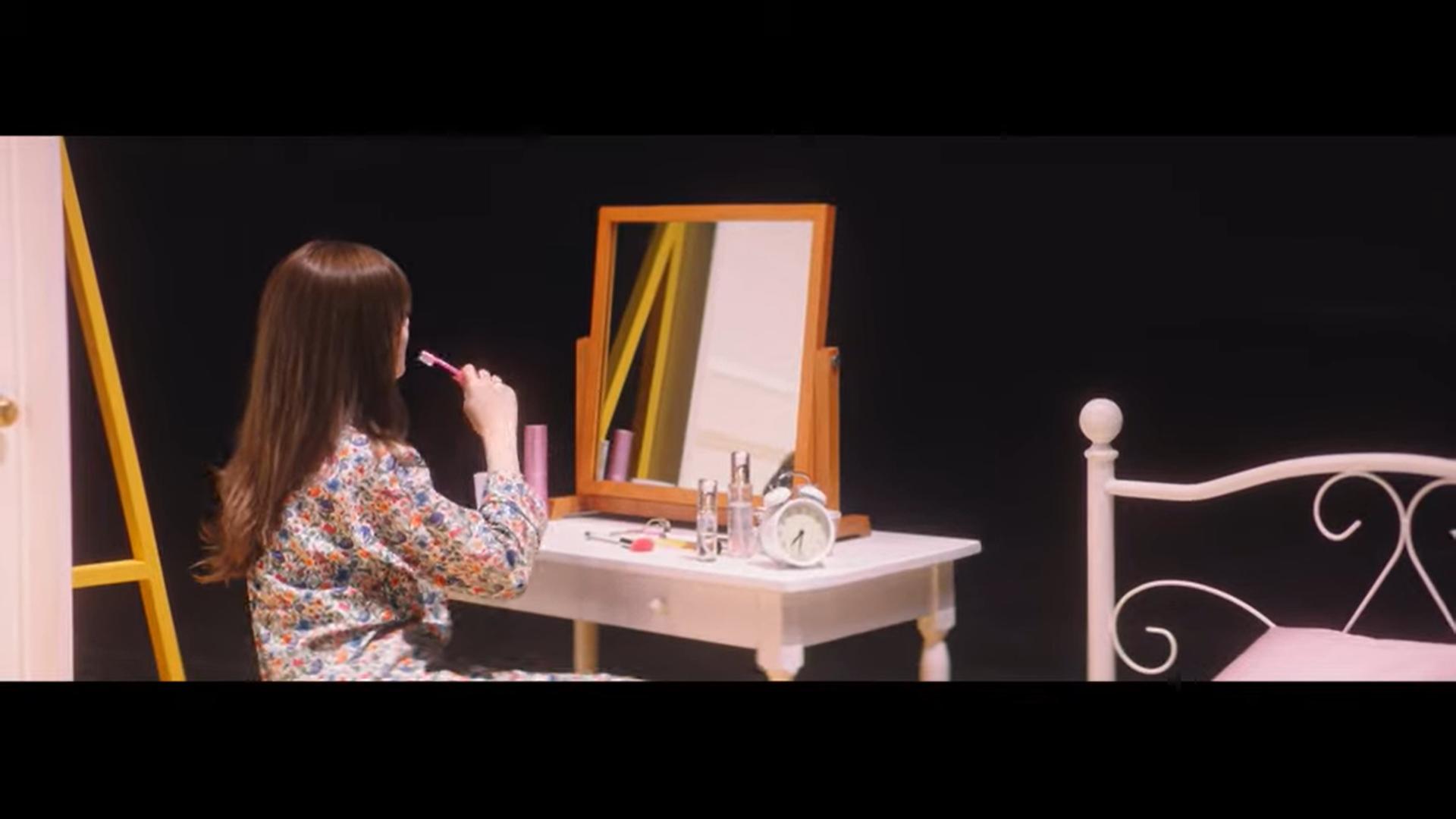 乃木坂46「しあわせの保護色」MV 橋本奈々未
