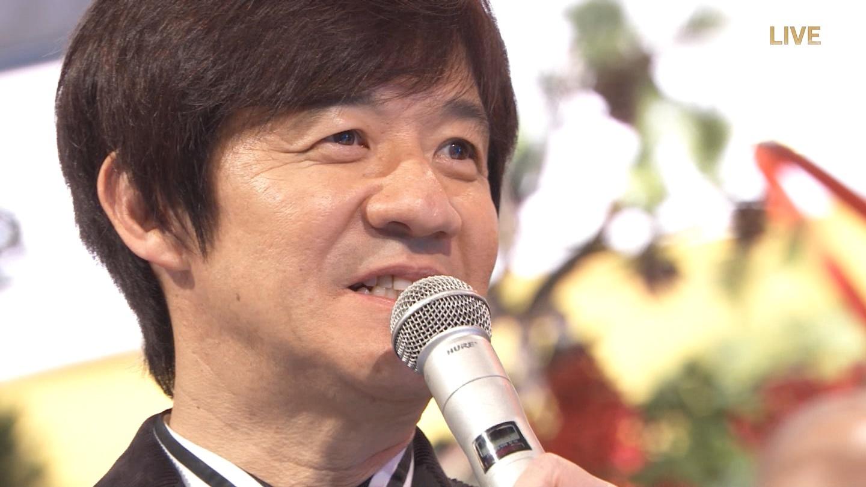 紅白 欅坂46『不協和音』 内村光良
