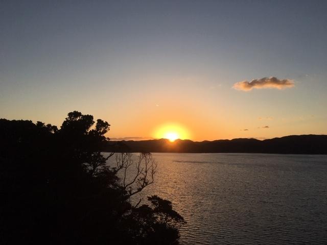 奄美大島の朝日_2