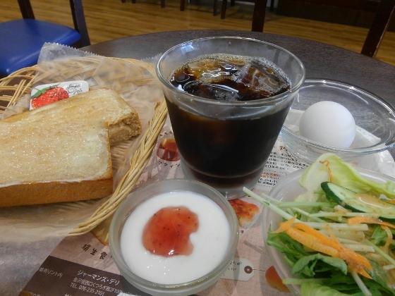金沢の朝食