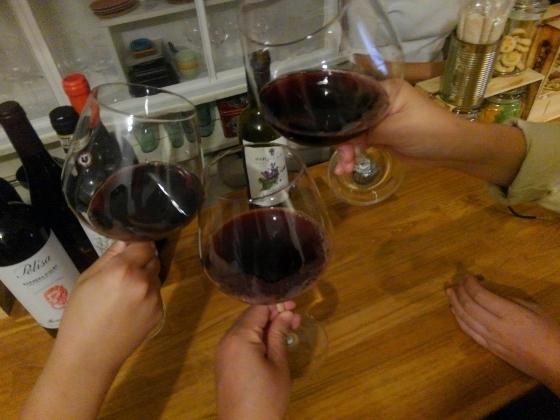 熱海のワインバー