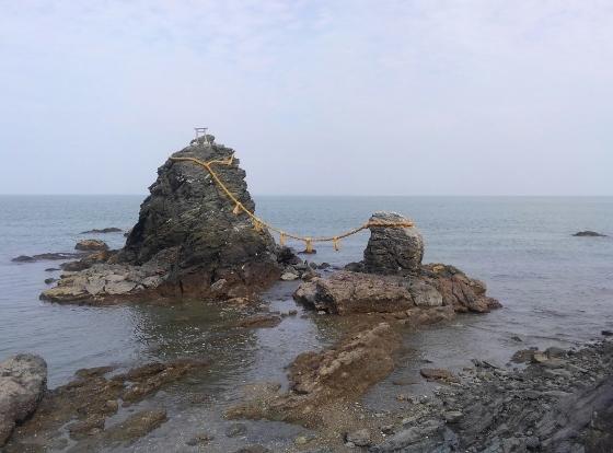 二見ヶ浦夫婦岩