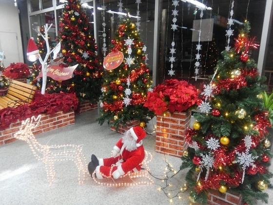 TCATクリスマス