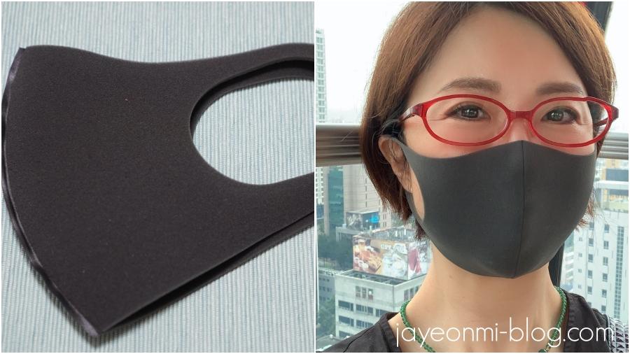 クールマスク_冷感マスク_韓国のマスク事情_1