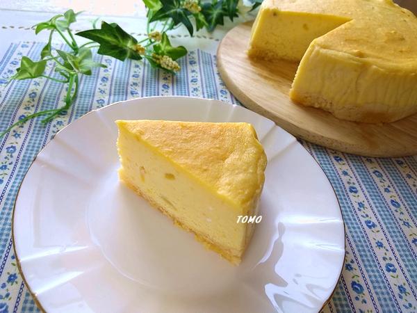 さつま芋のニューヨークチーズケーキ