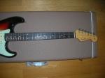 fender custom shop stratocaster 1960 nos fingerboard