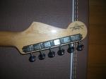 fender custom shop stratocaster 1960 nos peghead
