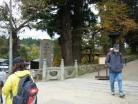 2019-11-09中尊寺菊祭り紅葉003