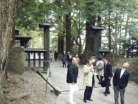 2019-11-09中尊寺菊祭り紅葉023