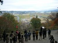 2019-11-09中尊寺菊祭り紅葉046