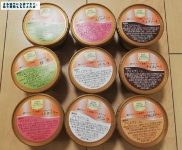 ワンダーコーポレーション 神戸スイーツ牧場アイスクリーム02 201909