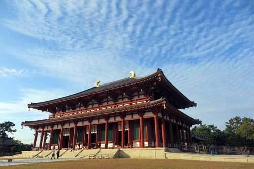 191113興福寺中金堂