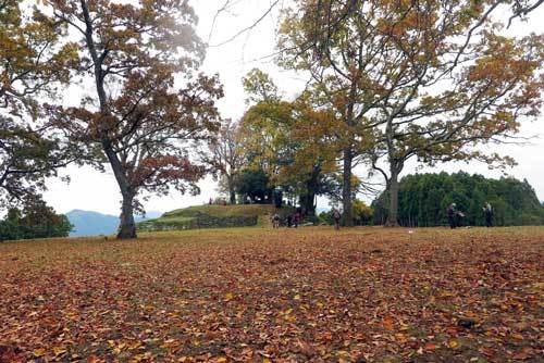 191124松山城跡