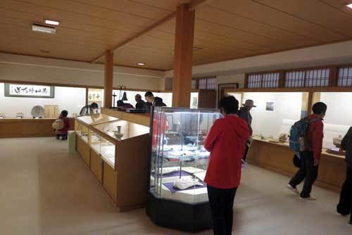 191124大亀和尚民芸館