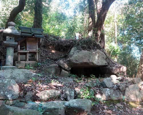 191201高家春日神社古墳