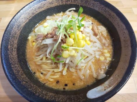 味噌山賊麺