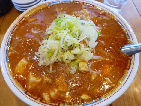 デビル麺1辛