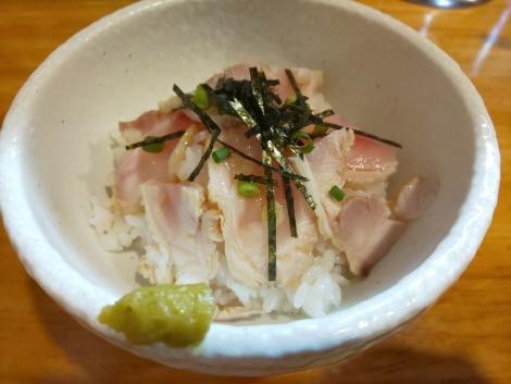 桜姫鶏たたき丼