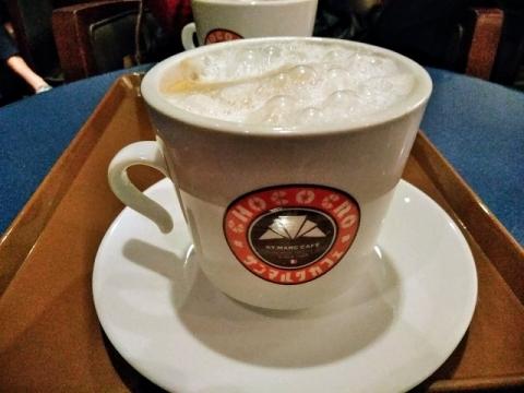 サンマルクのカフェオレ