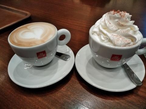 イタリア系カフェ illy へ行って来ました!3