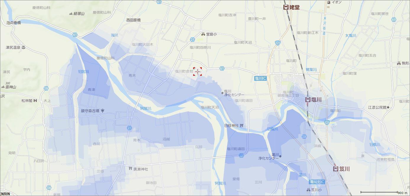 20191012洪水マップ