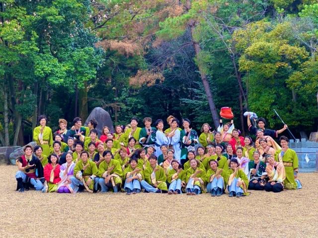 神戸学生よさこいチーム湊