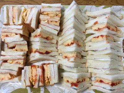サンドイッチ祭り