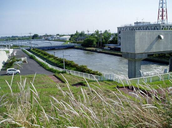 古代北関東の水利と古墳配置7