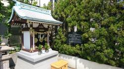 三囲神社1 銀座散策6