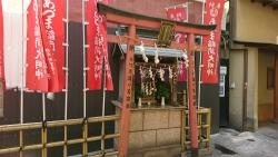 あずま稲成神社 銀座散策6