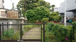 根岸 靍護稲荷神社 銀座散策6