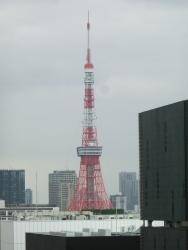 東京タワー 銀座散策6