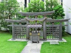 三輪神社 銀座散策7