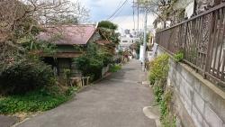 下田長屋付近 横浜山手歴史記事