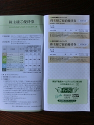 東急不動産19年優待 19年記事5