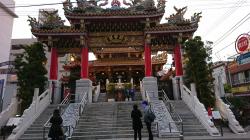 関帝廟 横浜中華街記事