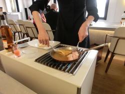 目の前で料理 アンリ・シャルパンティエ記事
